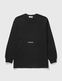 Saintwoods Saintwoods Logo Long Sleeve T-shirt