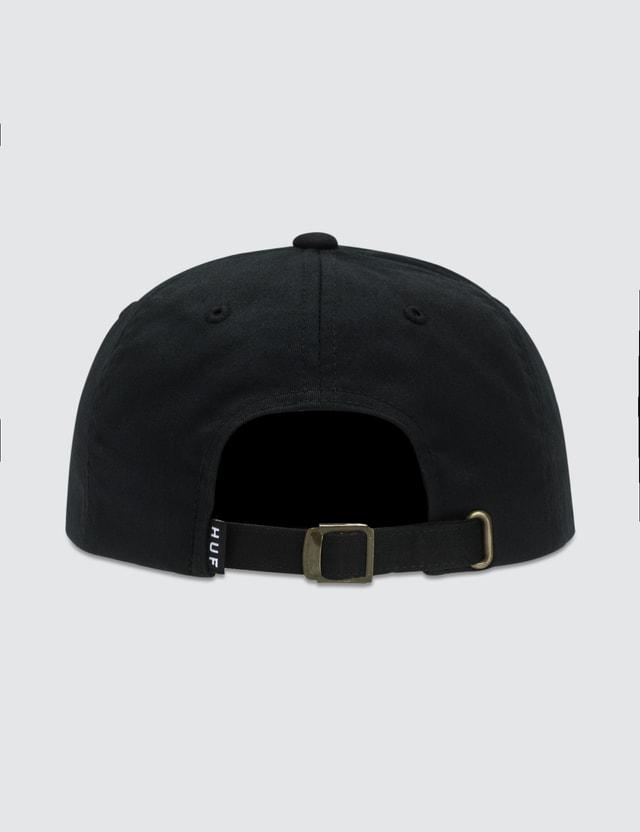 Huf Og Logo Curved Visor Hat