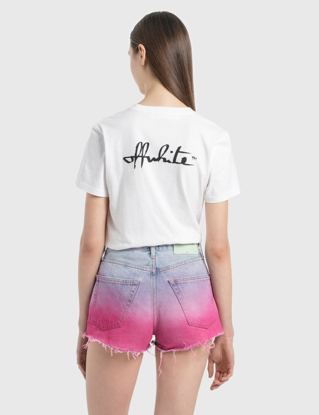 Off-White Whistle Casual T-Shirt