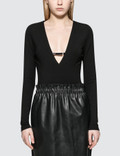 Alexander Wang Stretch Jersey Bodysuit Picture