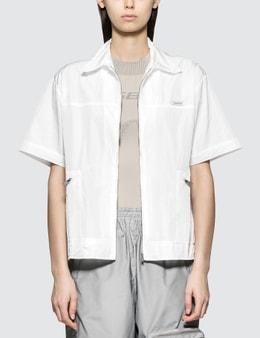 Misbhv Car Shirt White Nylon
