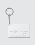 Maison Margiela Credit Card Keychain Picture