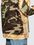 Liam Hodges Acid Burn Camo Jacket Camo Men