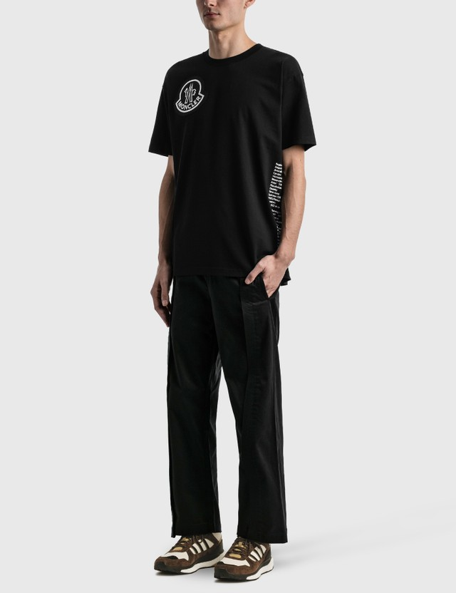Moncler Genius 1952 Logo T-shirt Black Men