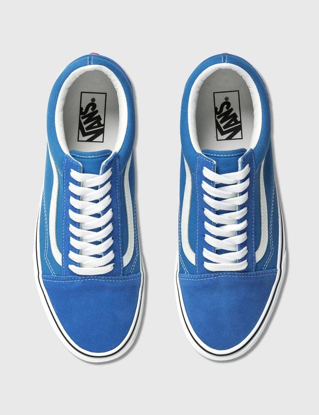 Vans 올드 스쿨 Nebulas Blue/true White Men