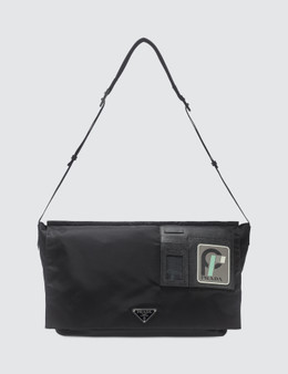 Prada ID Card Messenger Picture