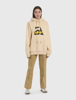Ader Error Paneled Straight Pants