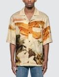 Acne Studios Horse Print Shirt Picture