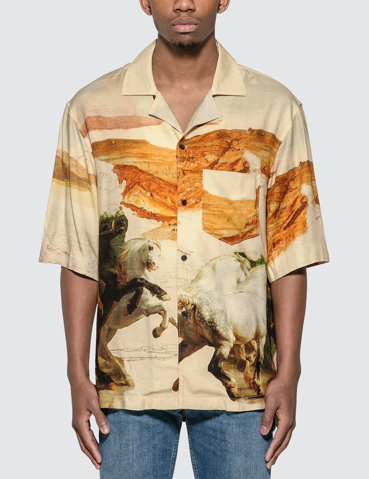 Horse Print Shirt