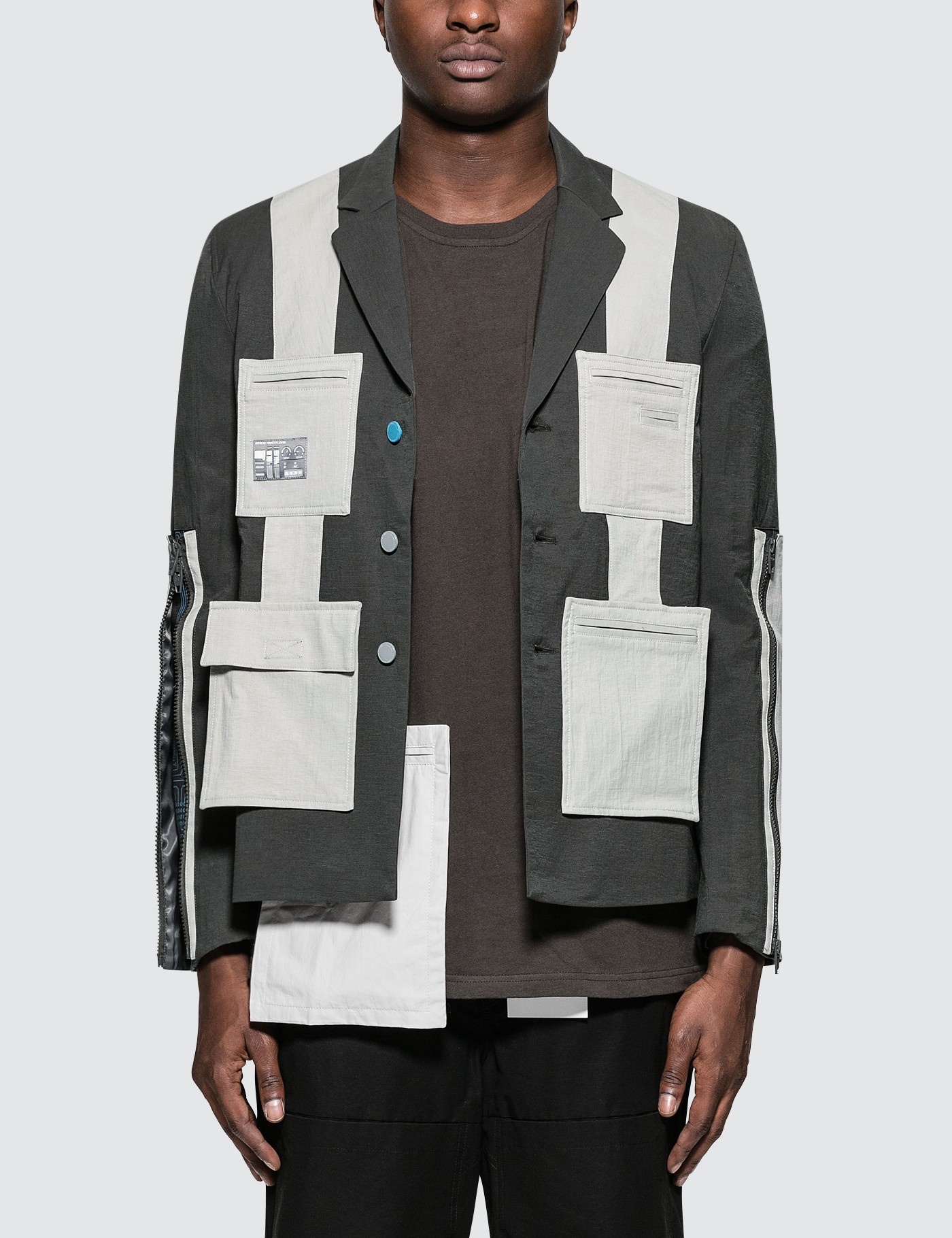 C2H4 Los Angeles Utility Tailor Jacket Picture