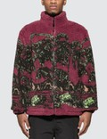 Stussy Hawaiian Jacquard Mock Jacket Picture