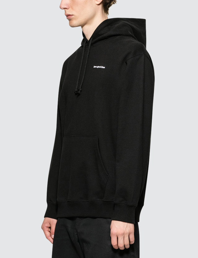 Why Its Good To Pull Over To Side Of >> Have A Good Time Side Logo Pullover Hoodie Hbx