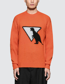 Prada Dinosaur Knit Sweater Picture