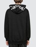 Carrots #FR2 x Carrots Zip Up Hoodie