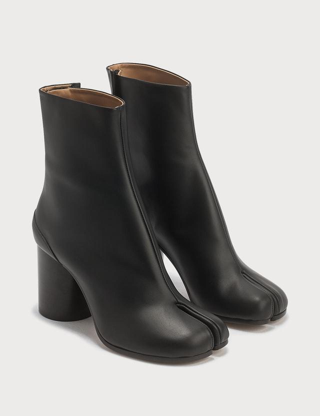 Maison Margiela Tabi Calfskin Ankle Boots