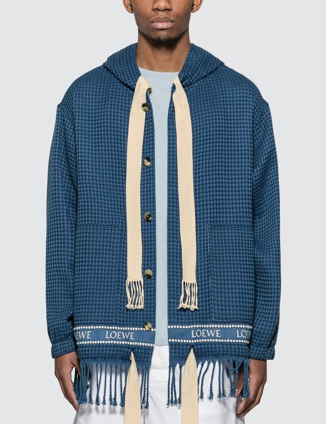 Loewe Loewe Trim Hood Jacket