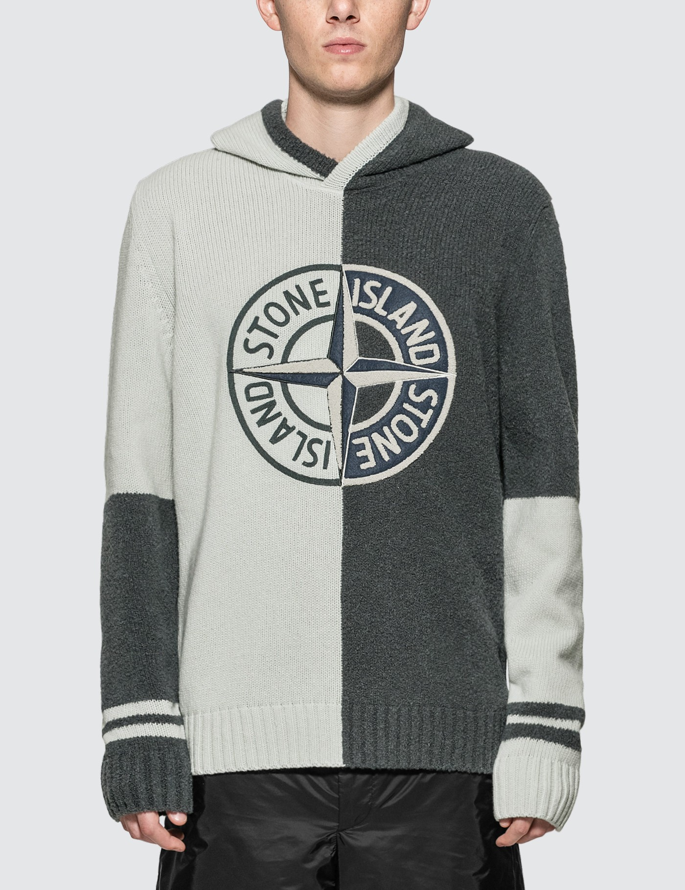 Compass Logo Knitted Jumper