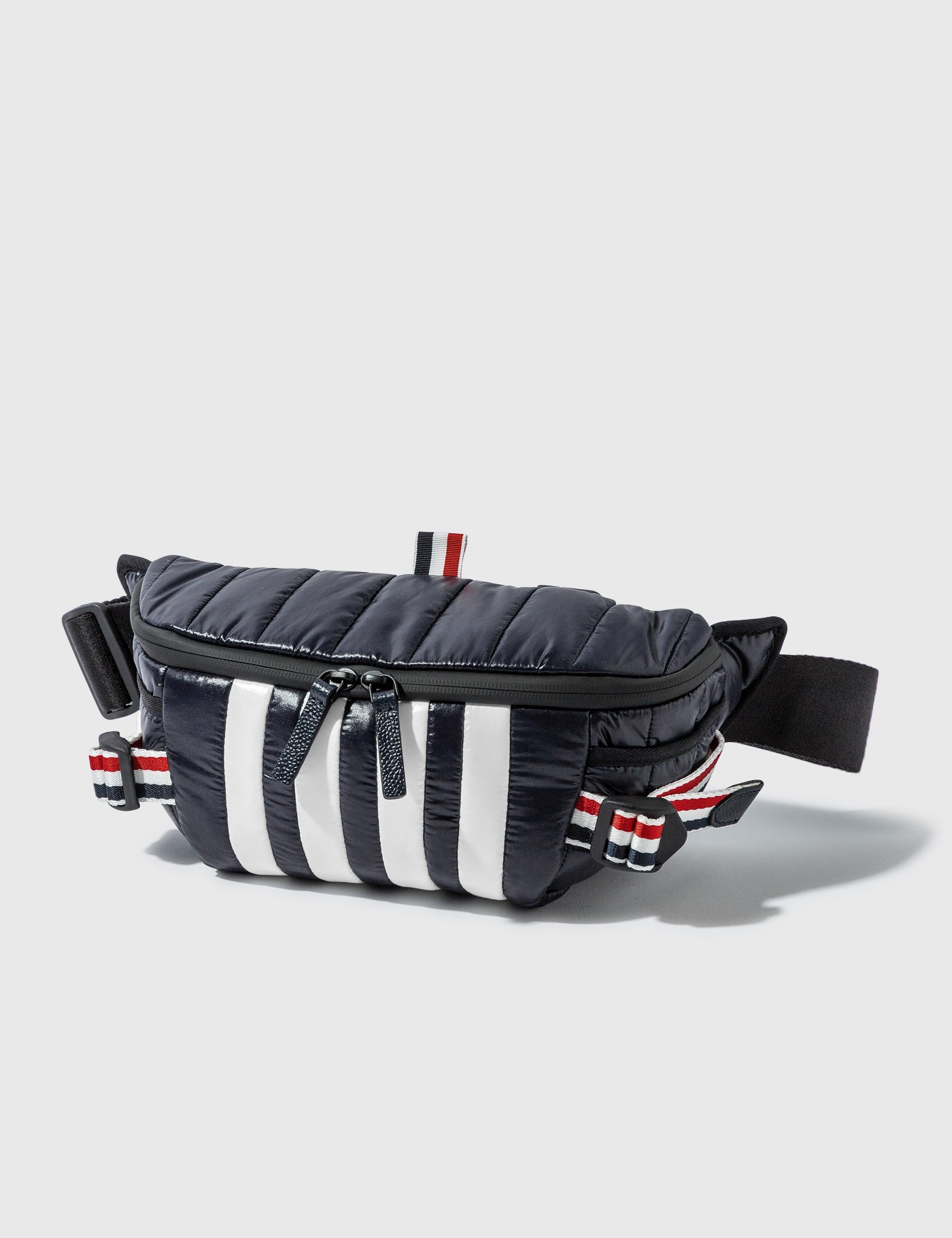 4-Bar Stripe Belt Bag