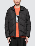 Prada Down Hooded Puffer Jacket Picture