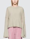 Champion Reverse Weave Oversize Classic Sweatshirt Picture