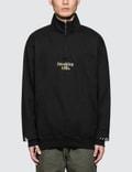 #FR2 Smoking Kills Half Zip Sweatshirt Picture
