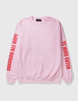 Hypebeast Cali Thornhill Dewitt x Hypebeast Sweatshirt