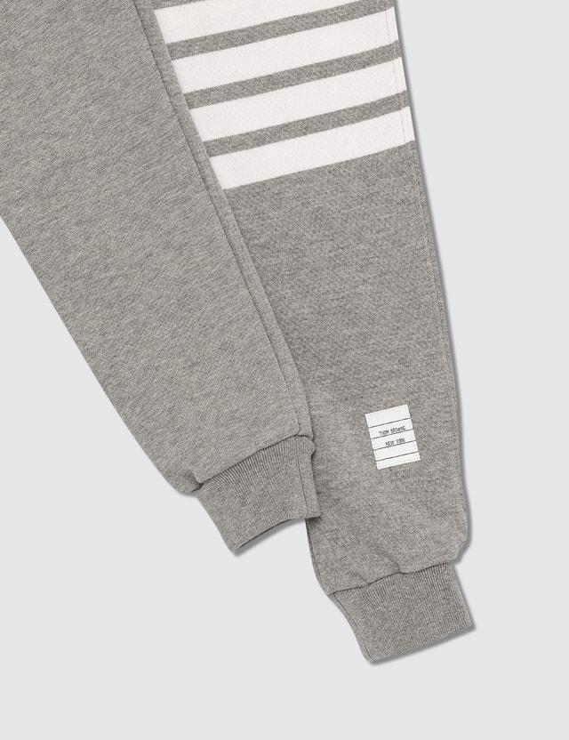 Thom Browne Engineered 4 Bar Sweatpants (Kids)
