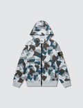 Stone Island Camo Full Zip Hoodie (Infant) Picture
