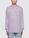 RIPNDIP Lord Nermal L/S T-Shirt Picture