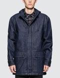 A.P.C. Hooded Denim Jacket Picutre