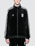 Adidas Originals Have A Good Time x Adidas Velour Track Jacket Picutre