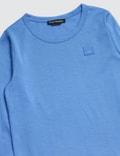 Acne Studios Mini Nash Face L/S T-Shirt