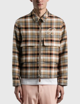 Burberry Heeley Shirt Jacket