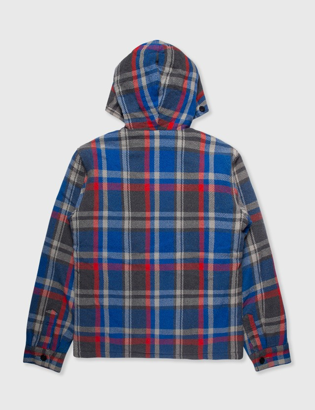 BAPE Bape Hood Shirt Blue Archives