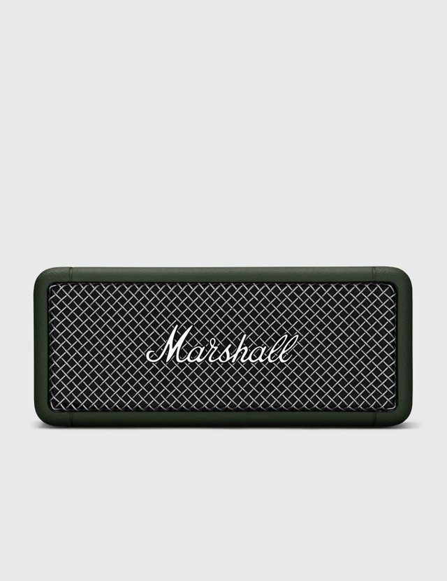 Marshall Marshall Emberton BT Forest Green Men