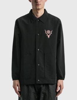 South2 West8 Oxford Coach Jacket