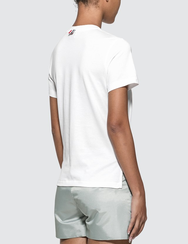 Thom Browne Relaxed Fit T-shirt