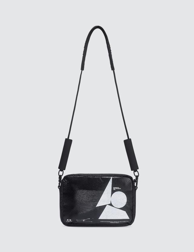 Oakley by Samuel Ross Geometric Print Crossbody Bag