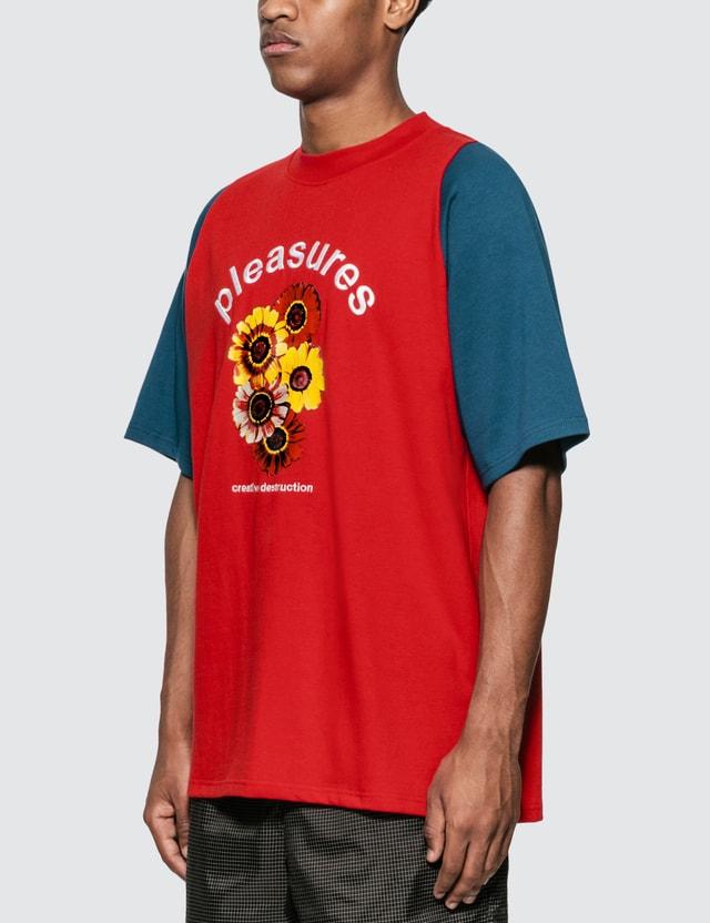Pleasures Destruction Heavy Knit T-Shirt