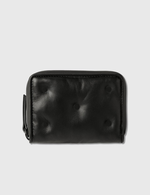 Maison Margiela Zip Around Glam Slam Wallet