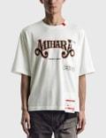 Maison Mihara Yasuhiro Mihara Printed T-shirtの写真