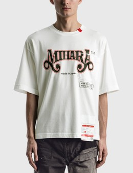 Maison Mihara Yasuhiro Mihara Printed T-shirt