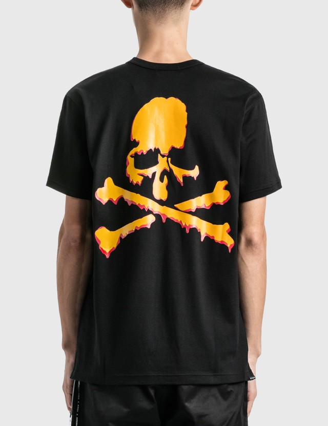 Mastermind World Drip Logo T-Shirt Black Men