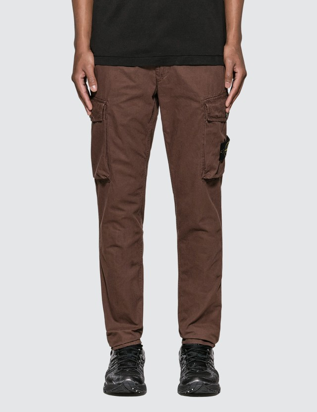 Stone Island Slim Fit Pocket Cargo Pants