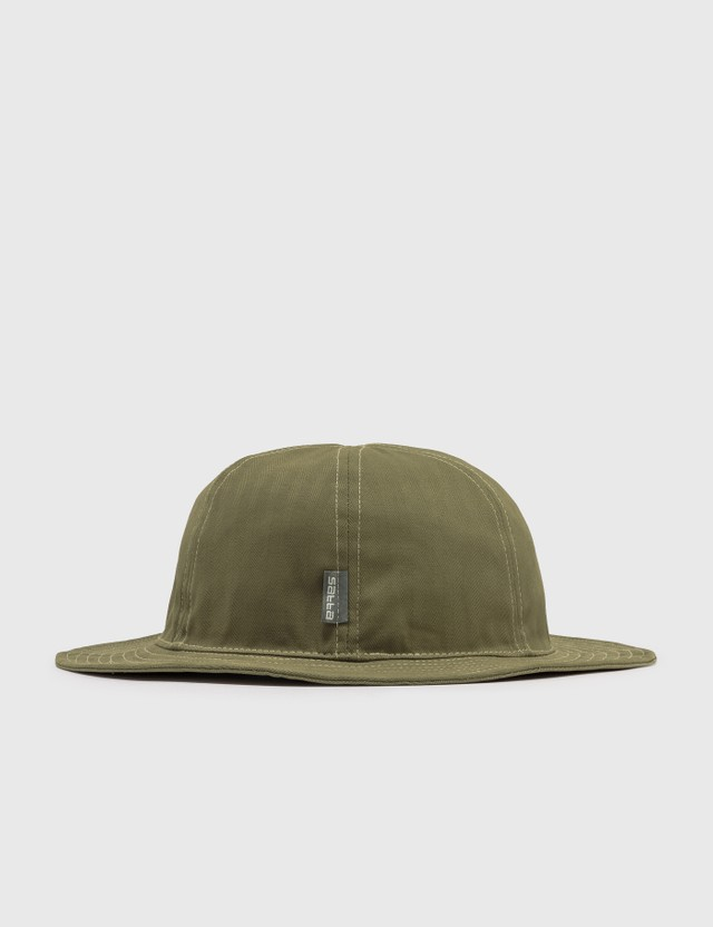 Satta Seed Hat Olive Men
