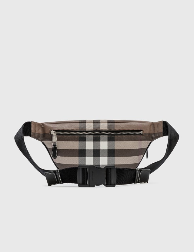 Burberry Cason Belt Bag Dark Birch Brown Men