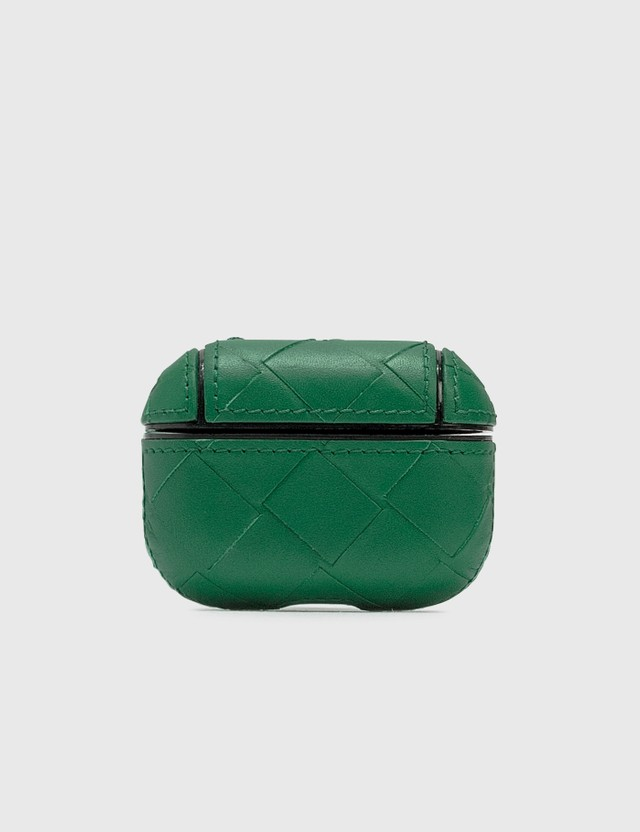 Bottega Veneta AirPods Pro Case Racing Green Women