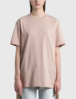 Loewe Anagram Embroidered T-shirt