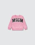 MSGM Maglia Felpa Baby Girl Picture