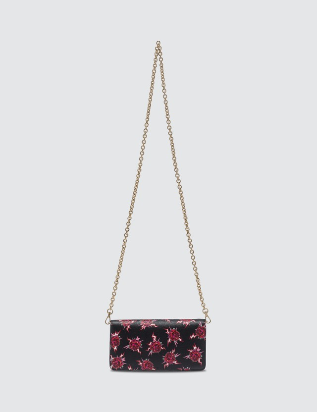 Prada Printed Saffiano Leather Mini Bag
